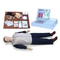 心肺复苏模拟人 院前急救人体模型 人工呼吸假人 医学用cpr橡皮人