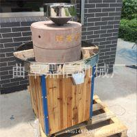 电动磨芝麻酱石磨 低温研磨豆浆石磨 原汁原味