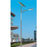 河北灯杆厂供应LED太阳能灯杆 绿色能源 节能环保