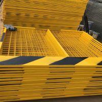地铁施工临边安全防护隔离栏基坑护栏专业生产
