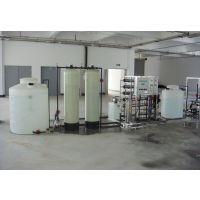 5吨纯水设备厂家|5吨双极RO反渗透纯净水处理设备