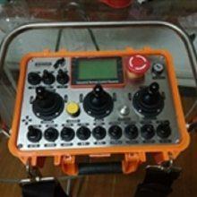挖掘机无线遥控器非标定制说明