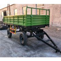 达丰机械定制0.5-20吨农用运输挂斗 拖拉机牵引拖斗 农用拖挂车