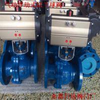DN300 Q641H-25C 铸钢气动球阀 DN250 永嘉巨远阀门厂