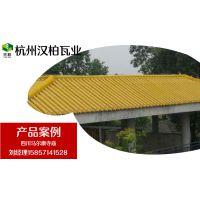 上海小青瓦,厂家直销,上海仿古瓦采用高分子聚酯树脂,品质保障