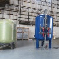 广州厂家直销工业污水前置预处理石英砂过滤器 去除胶状物质悬浮物
