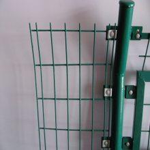 河北丝网厂先一牌 【护栏网】厂家直销铁路园林防护网栅栏 双边丝养殖护栏网