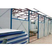 专业供应天津南开区彩钢复合板/防火岩棉板/二手彩钢板房销售/彩钢活动房安装施工