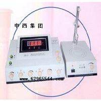 中西(LQS促销)自动电位滴定仪(含DZ-1滴定装置) 型号:SHY2-ZD-2库号:M225169