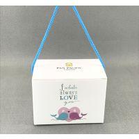 厂家定制彩印手提礼品包装盒 端午节粽子礼盒 瓦楞纸盒定做批发