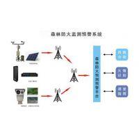 森林防火监控系统解决方案/九州空间