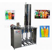 小型碳酸饮料设备 出国生产饮料优选