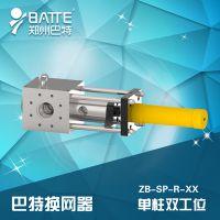 PET、PVB制品专用换网器|不停机液压换网器