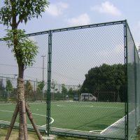 隆恩加工定做安装学校操场围栏网