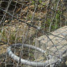 山体绞索网报价 优质绞索网报价 雷边坡防护网