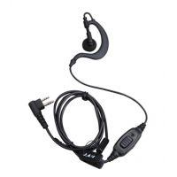 成都对讲机耳机销售、TC500S耳机、建伍对讲机耳机