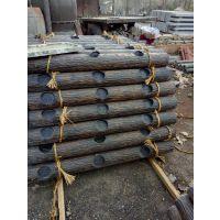 水泥仿木制品,栏杆,预制水泥仿木河堤护栏