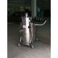 石家庄铸造车间大吸力吸尘器 威德尔100L上下分离式集尘桶吸尘机WX100/22