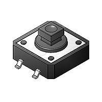 东莞 SOFNG TS-1103F 尺寸:12.0mm*12.0mm*7.3mm 轻触开关