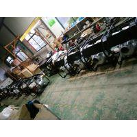郑州6寸口径汽油机混流泵排污泵