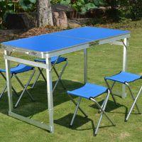 方管铝合金折叠桌定制可印广告送货上门按要求定制价格面议