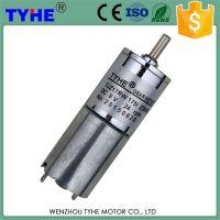 永磁17MM中心直流减速电机可定制掌柜推荐
