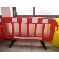 厂家直销出口塑料护栏 出口塑料围栏 PVC塑料护栏 胶马护栏