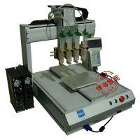 深圳博海BH-S400硅胶精密点胶机热熔胶点胶机UV胶点胶机厂家直销