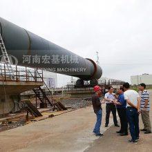 大型烧白灰设备,葫芦岛燃煤白灰回转窑建造价格