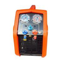 0.5匹启山冷媒回收机 海珠北现货抽氟机QX-12A 出口回收机