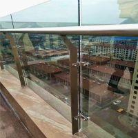 金聚进 精品不锈钢楼梯立柱玻璃楼梯扶手栏杆304商场阳台工程 YT325 厂家直销