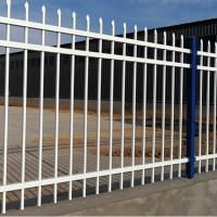 源头厂家直销锌钢护栏小区别墅围墙护栏颜色多样庭院防护栏