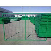 隔离防护栏 护栏网 城市道路交通防护网 铁丝围栏网 工厂现货