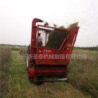玉米秸秆收割机 大型青贮机