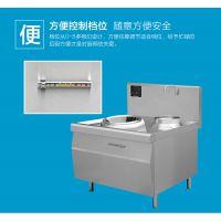 方宁广式炒炉 单头炒炉工厂 商用电磁炉小炒价格