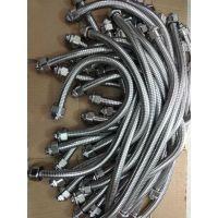 莱芜不锈钢软管接头 DN20双扣不锈钢软管配套接头 管子可裁剪