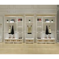 广州锐力展柜 服装店欧式展示柜女装整店货架定制