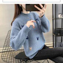 东莞哪里有便宜毛衣批发 低价韩版女士毛衣清仓 库存杂款秋冬毛衣批发
