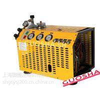 GSV100小型消防潜水呼吸专用高压寿命长国厦空压机