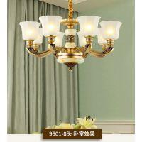 欧式吊灯客厅吊灯简欧餐厅吊灯奢华大气水晶吊灯简约现代家用灯具