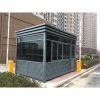 上海东巴岗亭厂家 不锈钢岗亭 、pvc挂板岗亭 收费亭 售货亭 保安亭