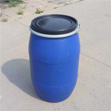 新佳塑业PE材料125升卡箍桶125公斤铁卡子化工桶生产商
