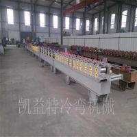 徐州凯益特机械批发95型保温卷帘门设备 复合卷闸门机器