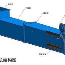 兴亚莆田市NE板链式斗式提升机 自动连续上料输送机 NE400斗提机