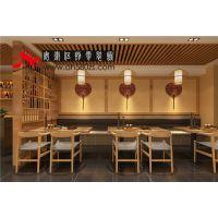 合肥料理店装修日式料理店装修 精致空间,品质生活
