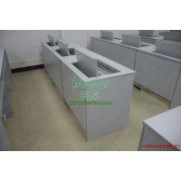 三人机房翻转电脑桌 科桌家具电脑桌特点 款式 简约现代