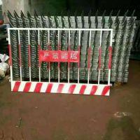 厂家供应建筑施工安全围栏网 喷塑基坑防护围栏网