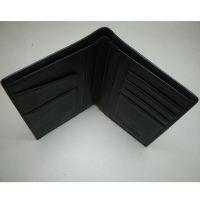 厂家定制手工货号YH-396黑色多卡位护照包 中长款PU皮大钞夹证件包