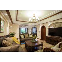 龙湖原著洋房装修案例|天古装饰设计师王朴作品|欧式风格
