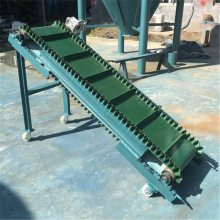 兴亚四川省可调速加厚皮带输送机 移动式输送设备皮带传送机